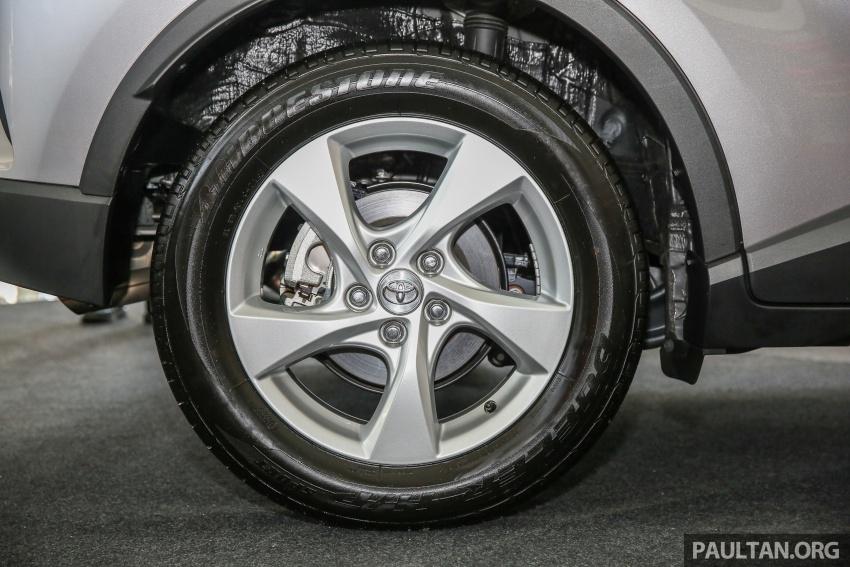 GALERI: Toyota C-HR di M'sia – gambar sepenuhnya Image #693976