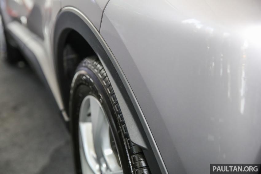 GALERI: Toyota C-HR di M'sia – gambar sepenuhnya Image #693990
