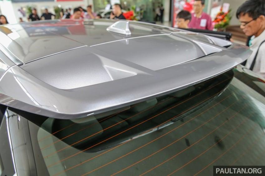 GALLERY: Toyota C-HR in M'sia – full exterior, interior Image #693885