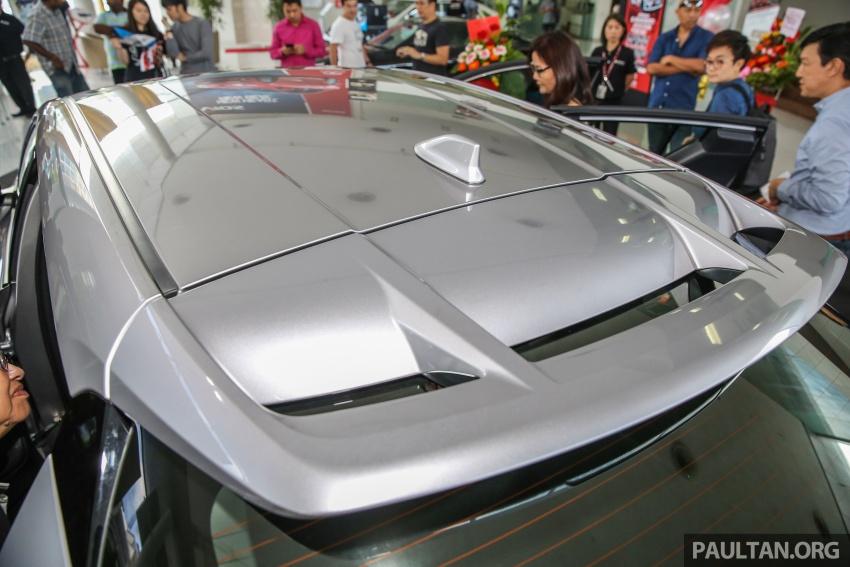 GALLERY: Toyota C-HR in M'sia – full exterior, interior Image #693886