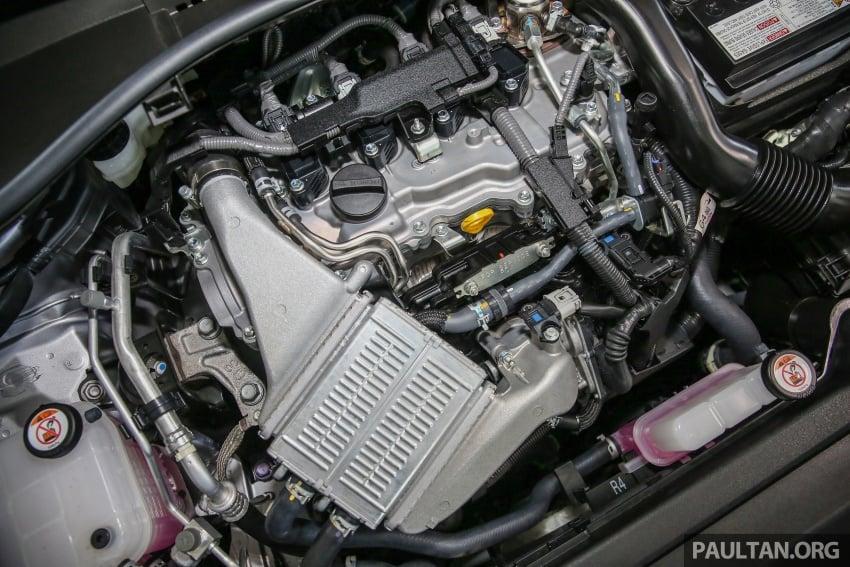 GALLERY: Toyota C-HR in M'sia – full exterior, interior Image #693889