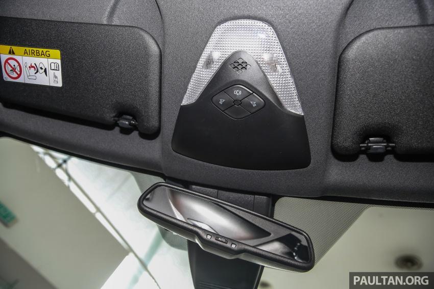 GALLERY: Toyota C-HR in M'sia – full exterior, interior Image #693903