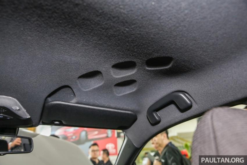 GALLERY: Toyota C-HR in M'sia – full exterior, interior Image #693904