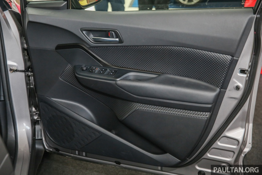 GALLERY: Toyota C-HR in M'sia – full exterior, interior Image #693906