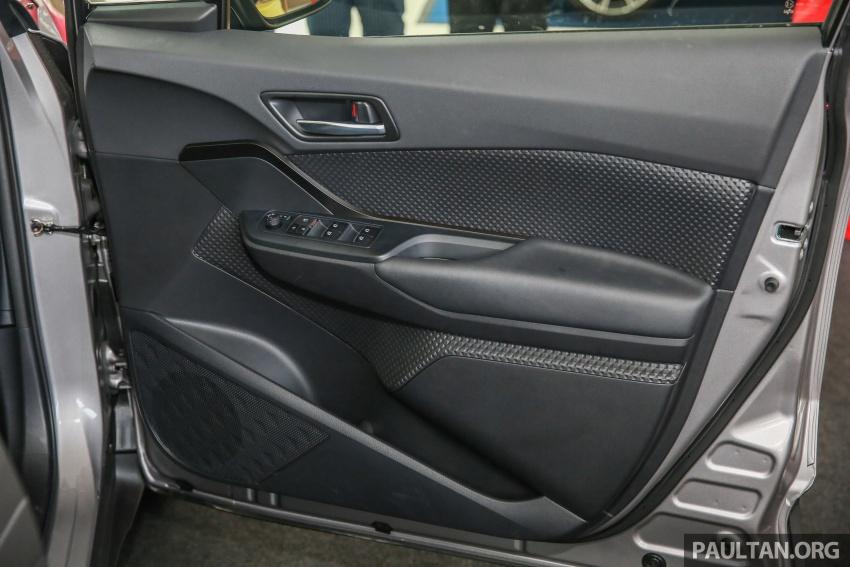 GALLERY: Toyota C-HR in M'sia – full exterior, interior Image #693906