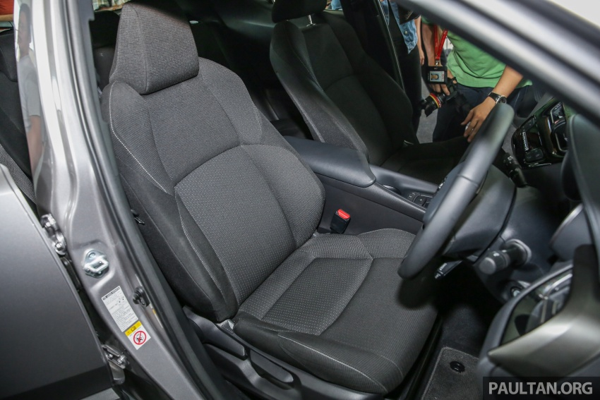 GALLERY: Toyota C-HR in M'sia – full exterior, interior Image #693915