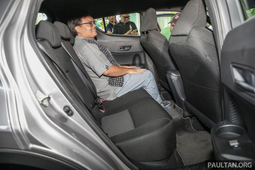 GALLERY: Toyota C-HR in M'sia – full exterior, interior Image #693922