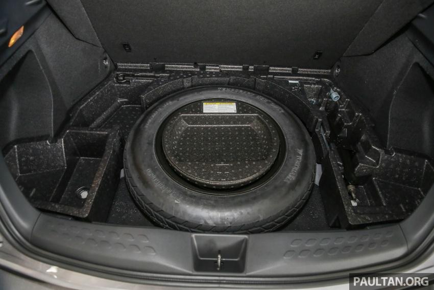 GALLERY: Toyota C-HR in M'sia – full exterior, interior Image #693926