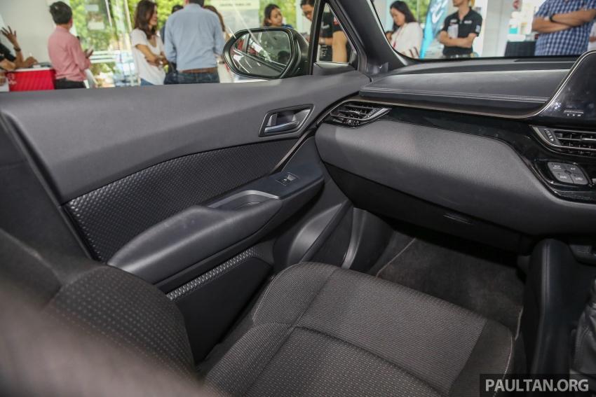 GALERI: Toyota C-HR di M'sia – gambar sepenuhnya Image #694009