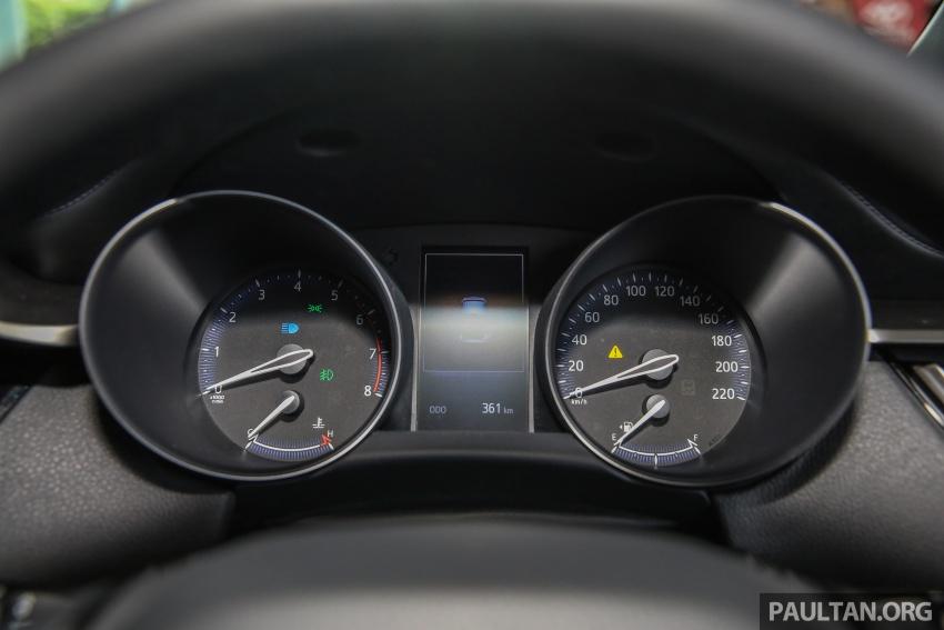 GALLERY: Toyota C-HR in M'sia – full exterior, interior Image #693895