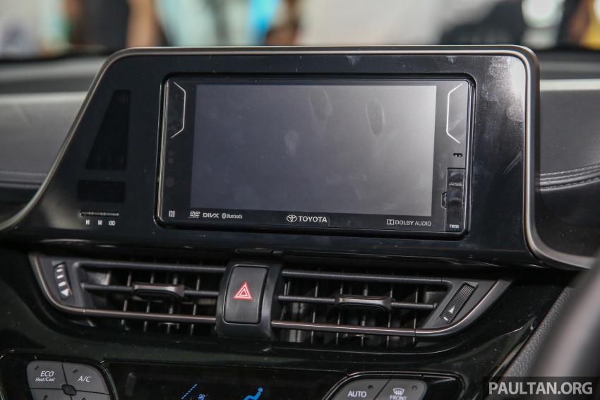 GALERI: Toyota C-HR di M'sia – gambar sepenuhnya Image #694012