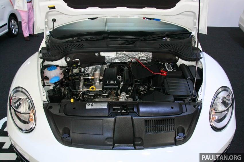 Volkswagen Beetle Edisi Merdeka ke-60 dilancarkan – imej seperti 'Herbie', terhad hanya 16 unit, RM136,888 Image #697246
