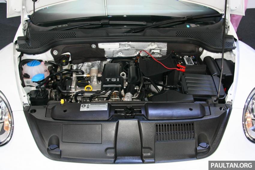 Volkswagen Beetle Edisi Merdeka ke-60 dilancarkan – imej seperti 'Herbie', terhad hanya 16 unit, RM136,888 Image #697250