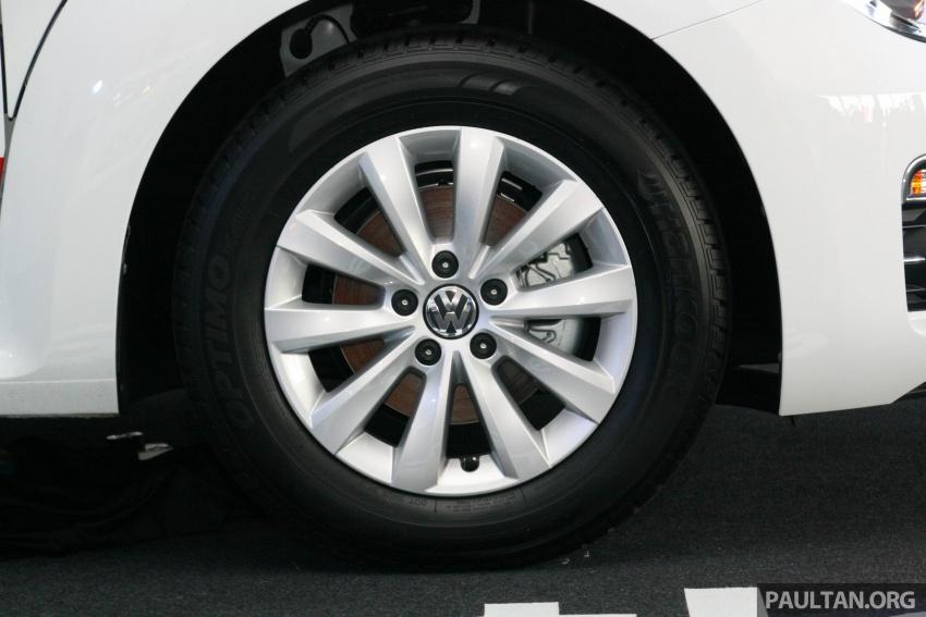 Volkswagen Beetle Edisi Merdeka ke-60 dilancarkan – imej seperti 'Herbie', terhad hanya 16 unit, RM136,888 Image #697267