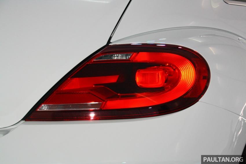 Volkswagen Beetle Edisi Merdeka ke-60 dilancarkan – imej seperti 'Herbie', terhad hanya 16 unit, RM136,888 Image #697284