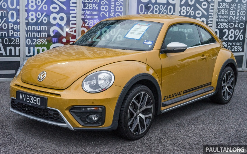 Cars For Sale 2018 >> Volkswagen Fest 2017 – cars on sale as low as RM30k Paul Tan - Image 697470