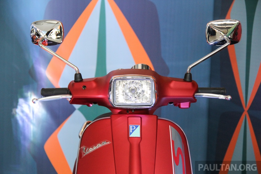 2017 Vespa S 125 i-GET and Piaggio Medley S 150 ABS launched – RM12,603 and RM18,327, respectively Image #695514