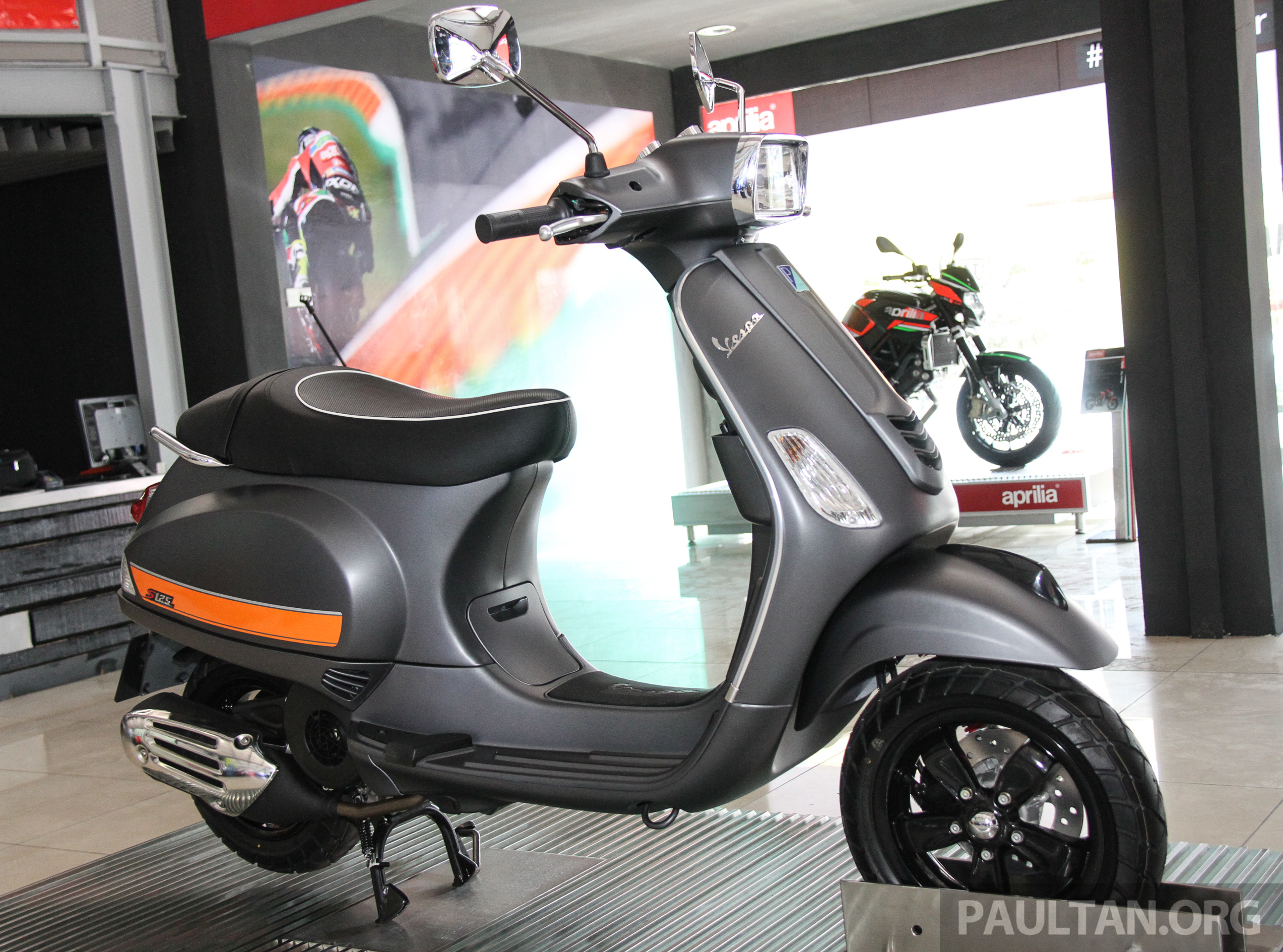 2017 vespa s 125 i get and piaggio medley s 150 abs launched rm12 603 and rm18 327. Black Bedroom Furniture Sets. Home Design Ideas