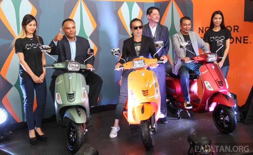 2017 Vespa S 125 i-GET and Piaggio Medley S 150 ABS launched – RM12,603 and RM18,327, respectively Image #695497