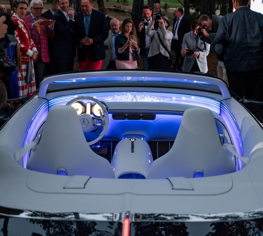 Vision Mercedes-Maybach 6 Cabriolet – future luxury Image #701372