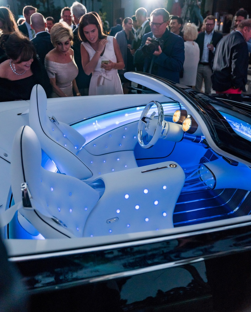 Vision Mercedes-Maybach 6 Cabriolet – future luxury Image #701350