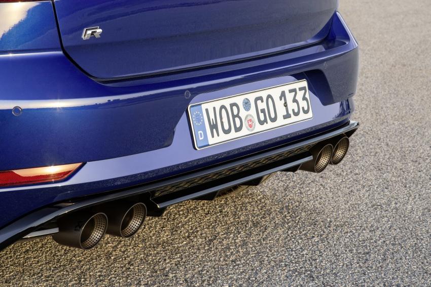 Volkswagen Golf R gains optional Performance packs Image #692107