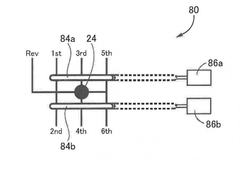 Toyota patenkan transmisi manual yang meneutralkan gear secara automatik, kawal kelakuan pemandu Image #694624
