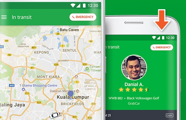 Government mulling making ride-sharing drivers' details available to users via a 'meter-on' application Image #692538