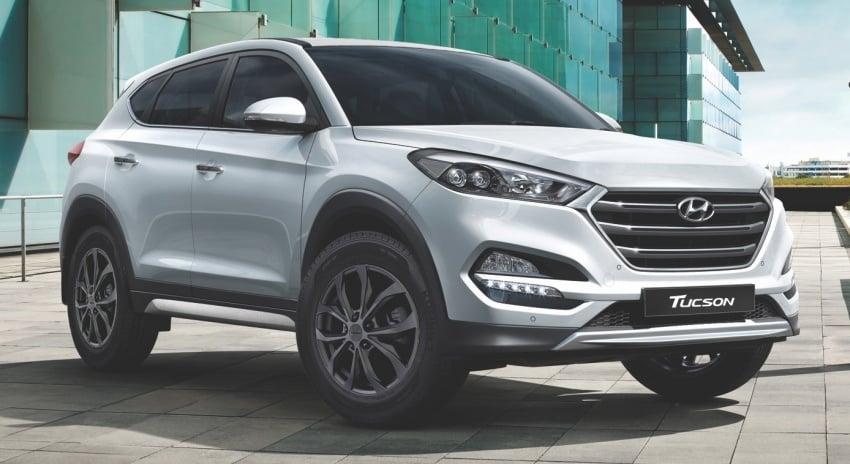 Hyundai Tucson 2.0L CRDi diesel introduced – RM156k Image #694467