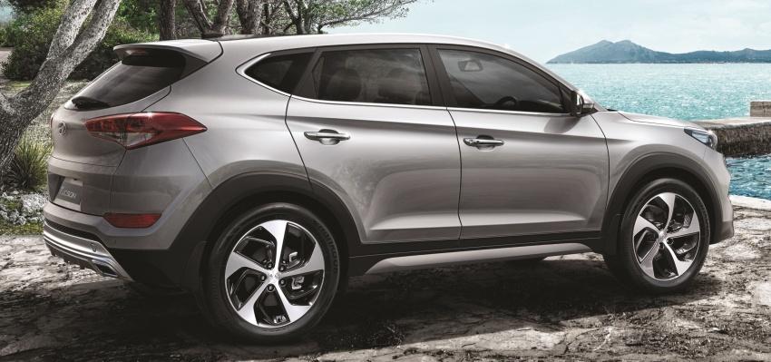 Hyundai Tucson 2.0L CRDi diesel introduced – RM156k Image #694466