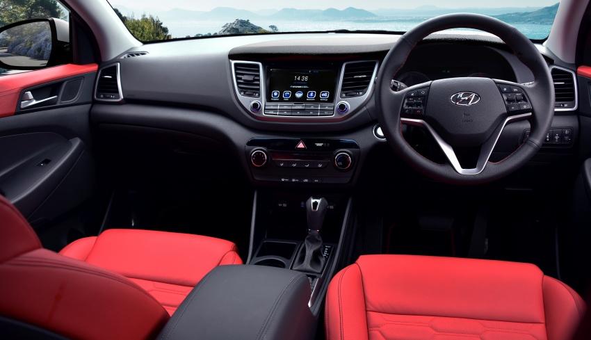 Hyundai Tucson 2.0L CRDi diesel introduced – RM156k Image #694465