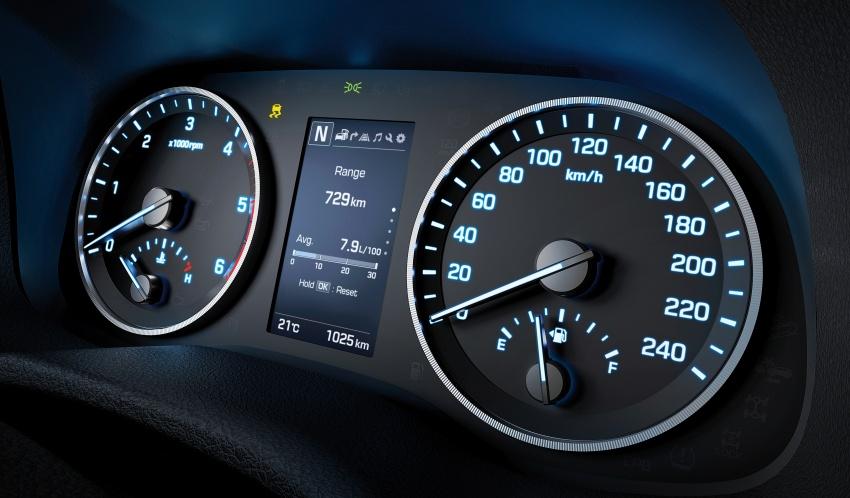 Hyundai Tucson 2.0L CRDi diesel introduced – RM156k Image #694464
