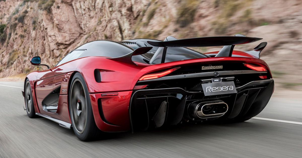Koenigsegg Regera 2018 >> Koenigsegg Regera Aero Package, 385 kg downforce Paul Tan - Image 701670