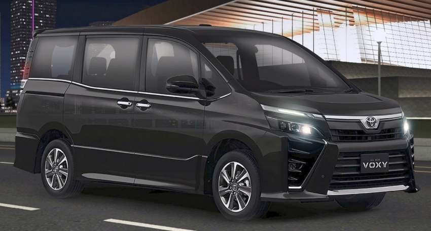 GIIAS 2017: Toyota Voxy – third-gen facelift debuts Image #698382