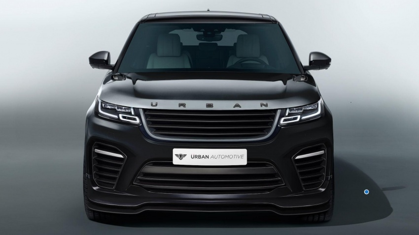 Range Rover Velar dari penggayaan Urban Automotive Image #692227