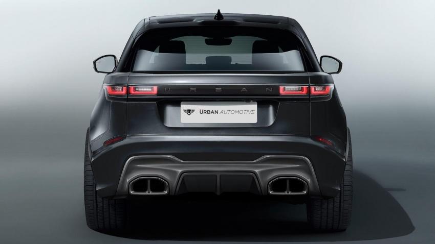 Range Rover Velar dari penggayaan Urban Automotive Image #692228
