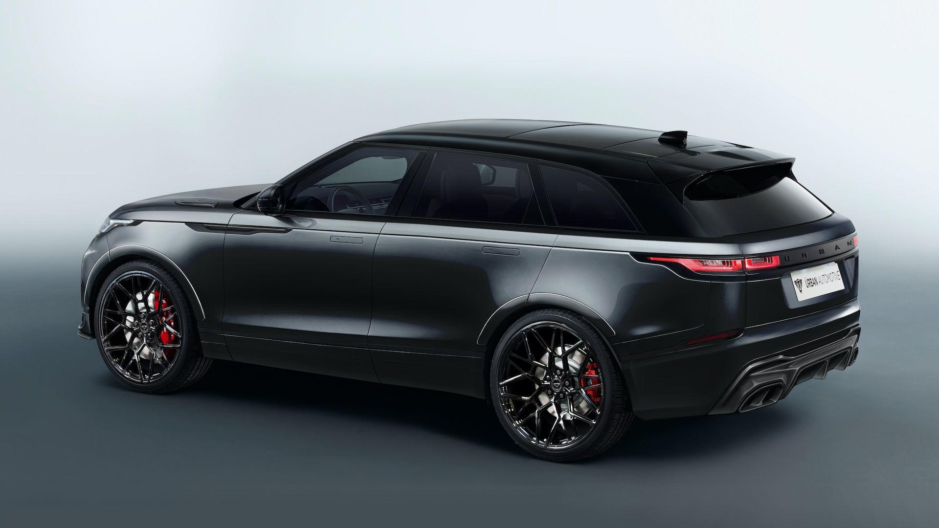 Land Rover Velar >> Range Rover Velar gains Urban Automotive makeover Paul Tan - Image 692034