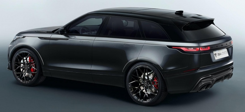 Range Rover Velar dari penggayaan Urban Automotive Image #692229