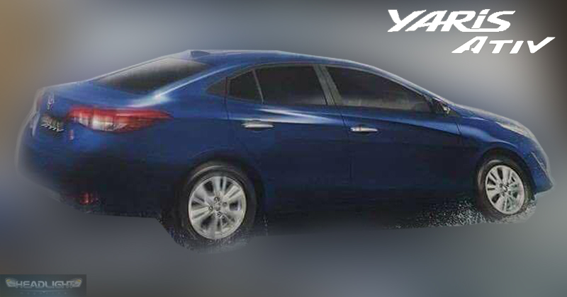 New Toyota Yaris Ativ launching in Thailand next week – refreshed Vios in 1.2L Eco Car spec, 7 airbags Image #694339