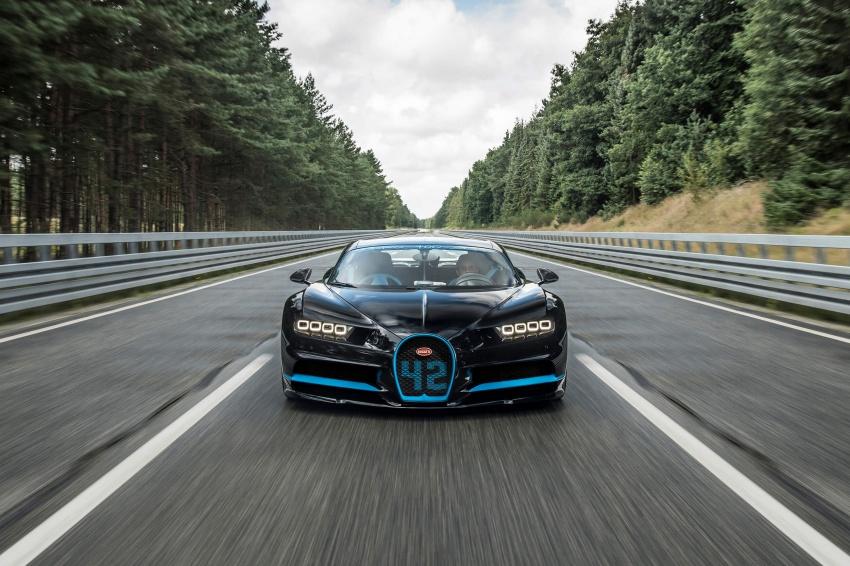 Misteri 'kereta kamera' yang merakam pecutan 0-400-0 dalam masa hanya 42 saat Bugatti Chiron terbongkar Image #713270