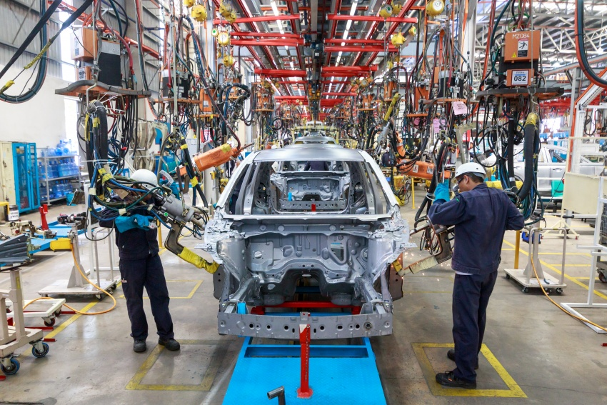 Mazda Malaysia launches new paint centre at Inokom plant – exports to include more ASEAN countries Image #715858