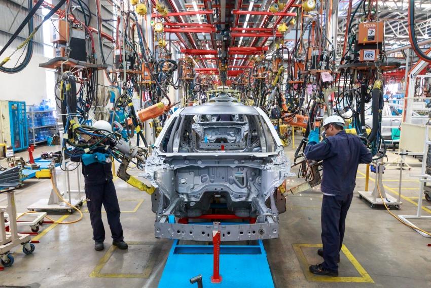 Mazda M'sia lancar pusat cat baharu di kilang Inokom – sasar eksport untuk lebih banyak pasaran Asia Image #715869