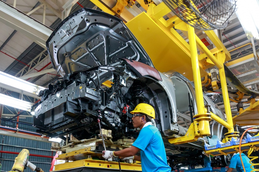 Mazda Malaysia launches new paint centre at Inokom plant – exports to include more ASEAN countries Image #715861
