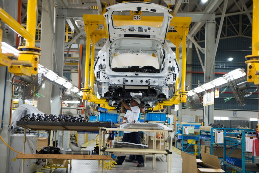 Mazda Malaysia launches new paint centre at Inokom plant – exports to include more ASEAN countries Image #715862