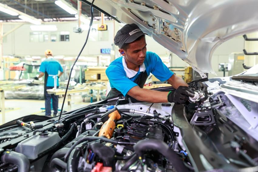 Mazda M'sia lancar pusat cat baharu di kilang Inokom – sasar eksport untuk lebih banyak pasaran Asia Image #715874