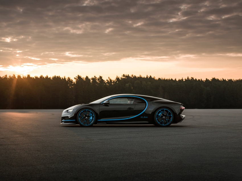 VIDEO: Bugatti Chiron – 0-400-0 km/h in 42 seconds! Image #708336