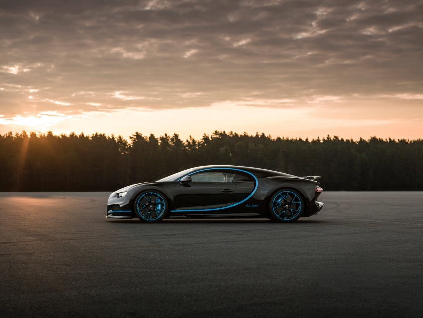 VIDEO: Bugatti Chiron – 0-400-0 km/h in 42 seconds! Image #708337