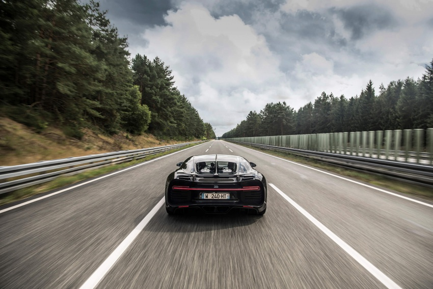 VIDEO: Bugatti Chiron – 0-400-0 km/h in 42 seconds! Image #708324