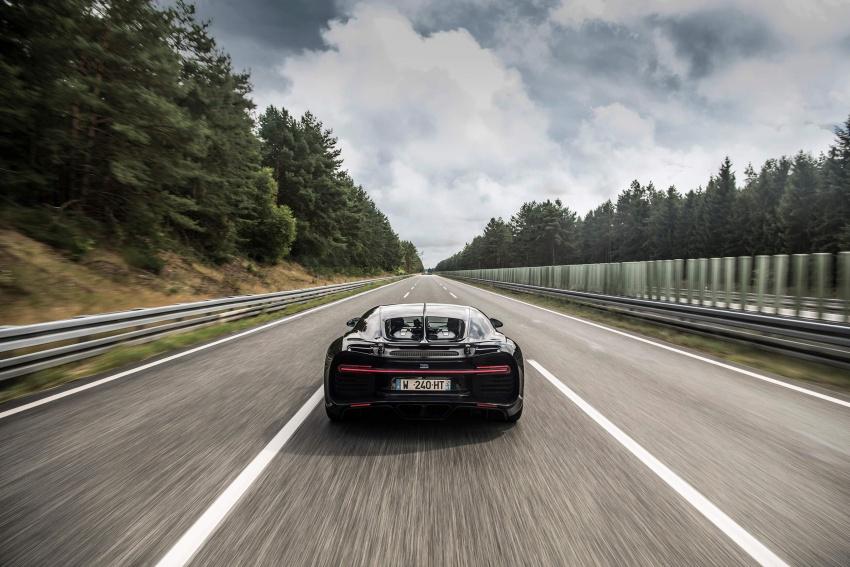Misteri 'kereta kamera' yang merakam pecutan 0-400-0 dalam masa hanya 42 saat Bugatti Chiron terbongkar Image #713276