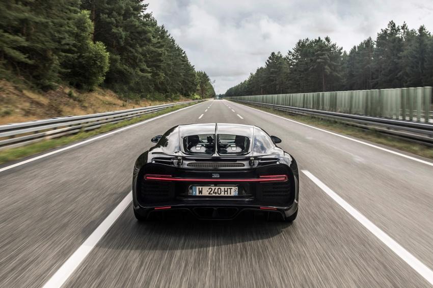 VIDEO: Bugatti Chiron – 0-400-0 km/h in 42 seconds! Image #708325